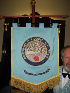 The Lodge Banner